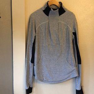 Tops - Lululemon herringbone pullover